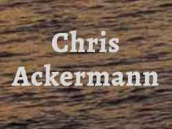chris ackermann